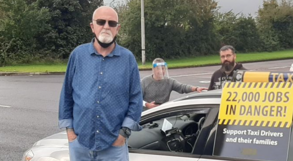 Bobby Lynch Taxi Driver GoFundMe