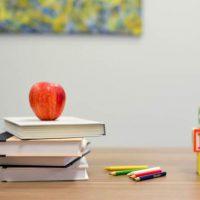 school teach learn books