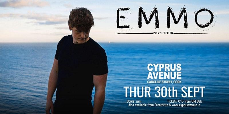 Glanmire artist Emmo announces Cyprus Avenue headline show