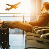 travel airport plane airplane