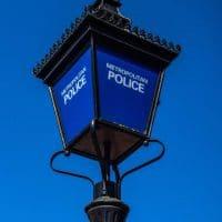 metropolitan police uk britain england english