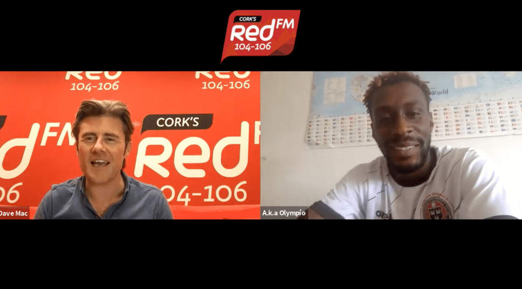 Dave Talks To Raphael Olympio