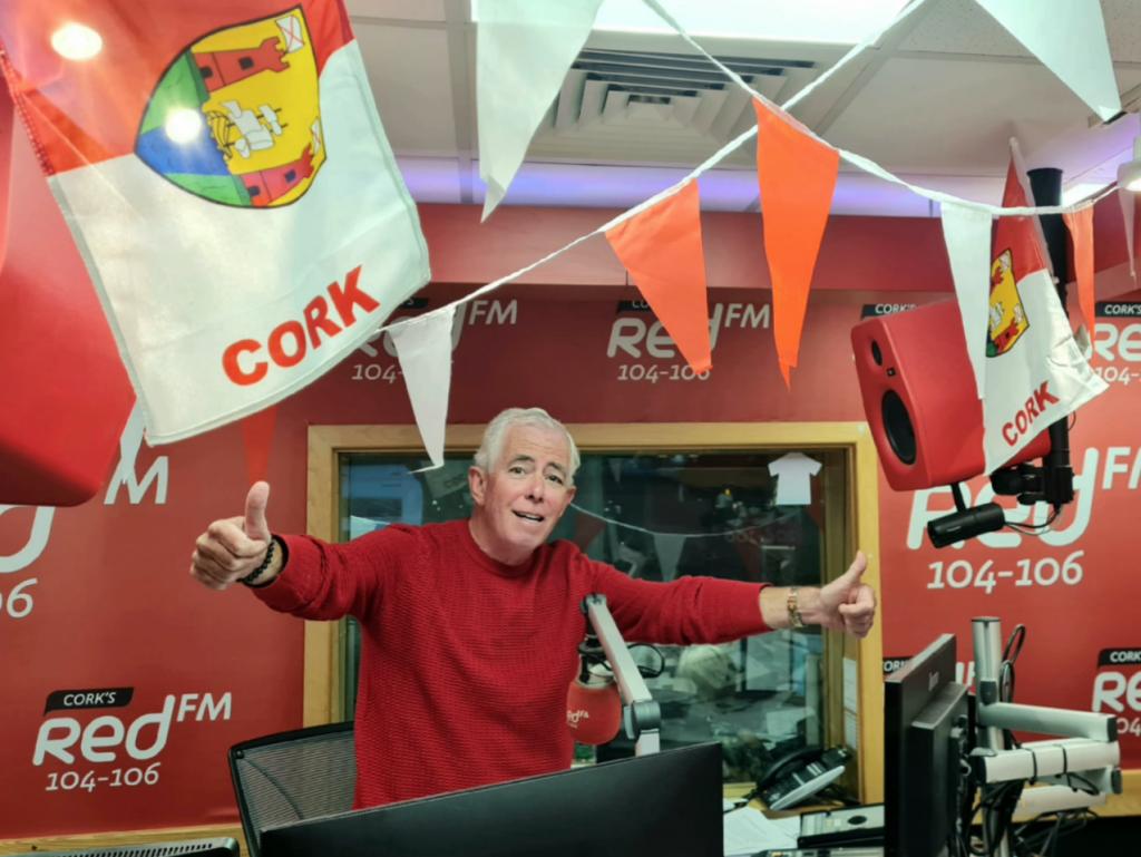 Neil Cork Hurlers Up The Rebels