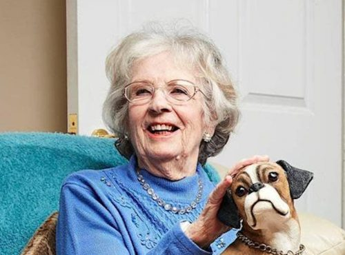 Mary Cook Gogglebox dies aged 92