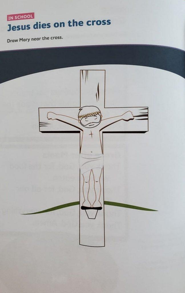 Colouring_Crucifixion