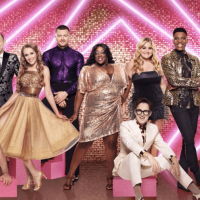 Strictly Come Dancing Line Up