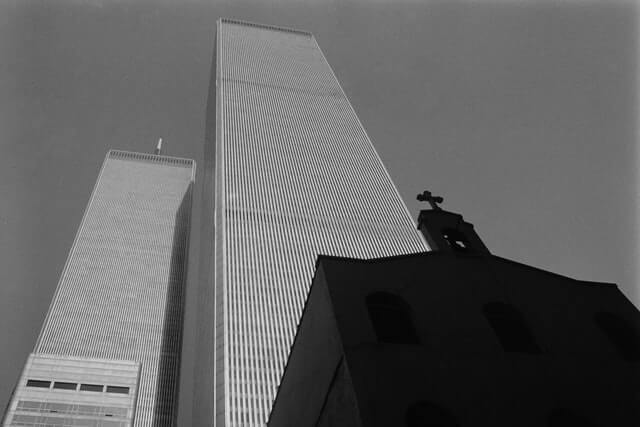 twin towers 9/11 world trade centre