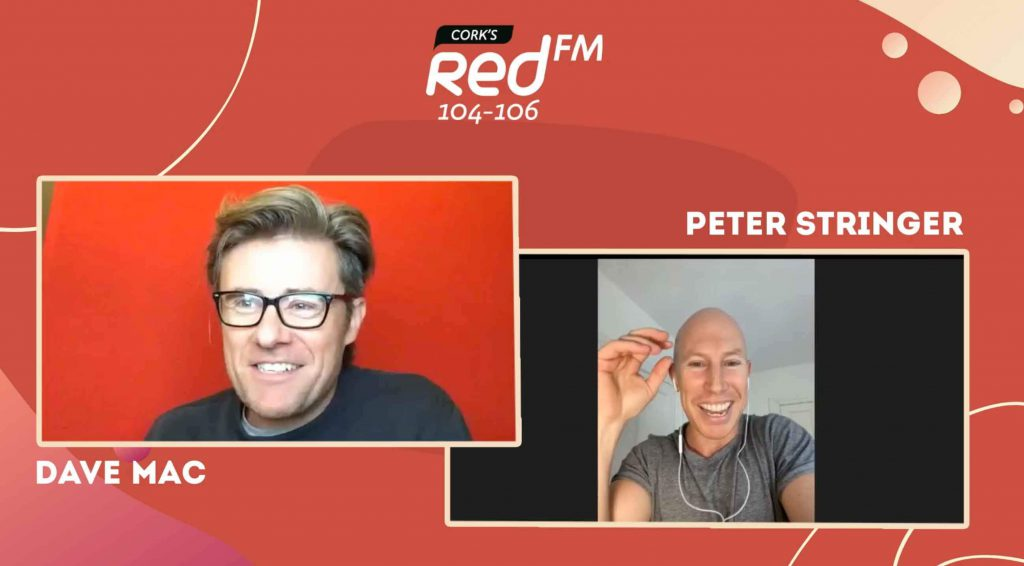 dave mac speaks to peter stringer about ultimate hell week