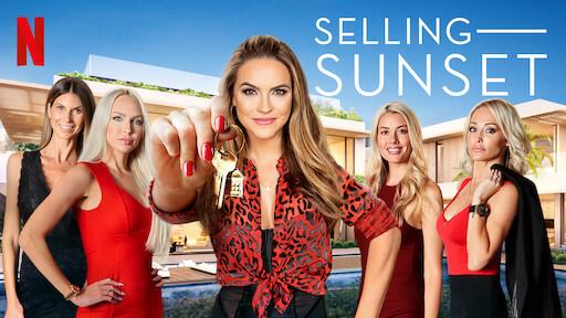 selling sunset netflix